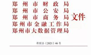 灾后出台新能源补贴办法,众车企响应郑州