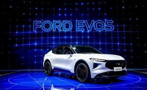 长安福特EVOS定位智能跨界SUV 可以卖给谁?