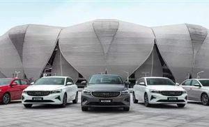 吉利汽车营收同比增长22%,技术输出盈利占三成