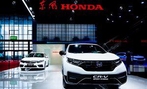 混动,更运动!东风Honda全领域电动化家族亮相上海车展