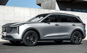 FMA架构下首款SUV 奔腾T55牛犇版10万起售