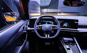 电动车的智能化更出色?MG ONE的智能座舱竞争力如何?