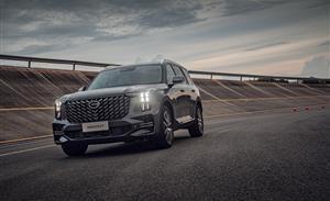 动力成亮点 内饰首次公布 第二代传祺GS8要做国产SUV标杆?