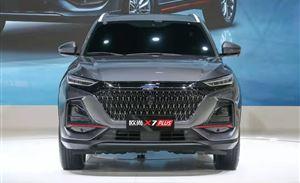 长安欧尚X7PLUS正式上市 冲击SUV红海市场