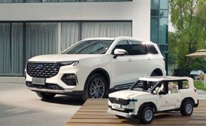 合资首款2/2/3布局7座中大型SUV 福特领裕焕新登场