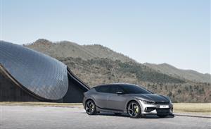 起亚EV6全球首秀 重塑电动汽车新边界