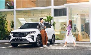 7万级SUV的超值之选,吉利远景X6 PRO焕新上市