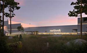 联手Northvolt,沃尔沃合资成立电池公司