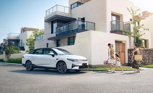 传统家轿颠覆者小鹏P5正式上市 补贴后售价15.79-22.39万元