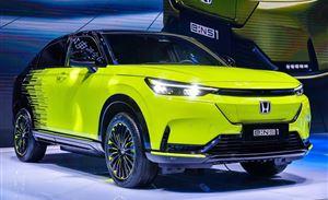 引领小型纯电动SUV市场,东风本田e:NS1大有可为