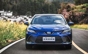 中高级轿车价值旗舰,TNGA赋能全新凯美瑞7月销量突破2万!