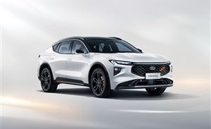 中级车市场跨界新物种,长安福特EVOS产品力抢眼