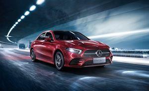 奔驰A级领衔,三款近期大幅优惠的豪华车型推荐