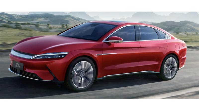 比亚迪汉2020款EV超长续航版尊贵型最新落地价
