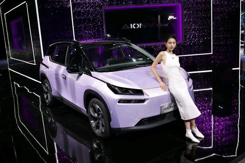 """""""星际母舰纯电SUV""""AION V Plus上市,17.26万元起售(图6)"""