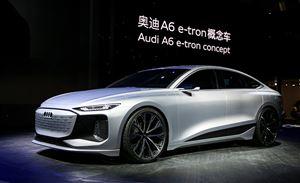 2021上海车展:三款奥迪首发新车解读