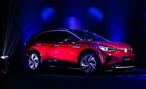 纯电动车大战升级,一汽-大众ID.4 CROZZ开启预定