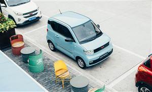上海限制宏光MINI EV上绿牌?上汽通用五菱:正在了解