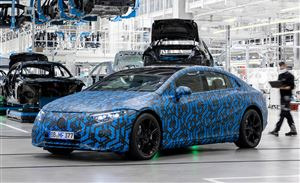 2021上海车展前瞻,BBA三款纯电动车盘点