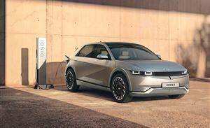 IONIQ 5产品力突出,现代汽车布局纯电动车市场