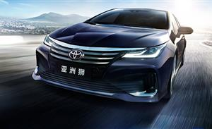 抢占A+轿车市场,一汽丰田亚洲狮产品力分析