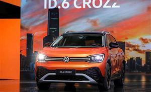 ID.6CROZZ开启预售,一汽-大众电动化进程再提速