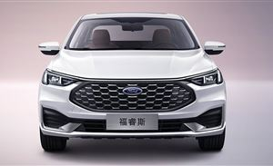 2021上海车展正式亮相,新一代福睿斯能重回巅峰吗?