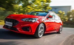 四缸福克斯或年内推出,长安福特有望销量增幅