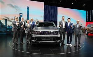 新车投放提速 上汽大众ID.6 X、全新途昂家族联袂亮相上海车展