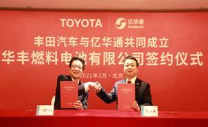 丰田、现代押注氢动力 抄中国电动车后路?